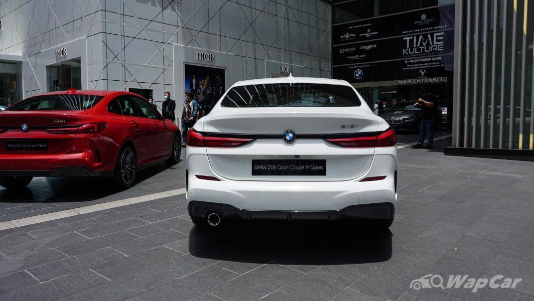 2020 BMW 2 Series 218i Gran Coupe Exterior 086