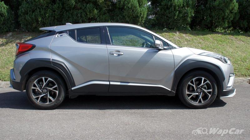 The CKD 2021 Toyota Corolla Cross will do what the C-HR couldn't 02