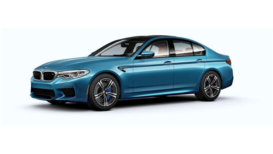 BMW M5 (2019) Others 010
