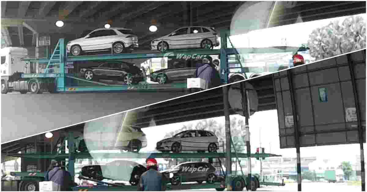 Spyshot: All-new Mercedes-Benz B-Class caught in Malaysia, launch soon?