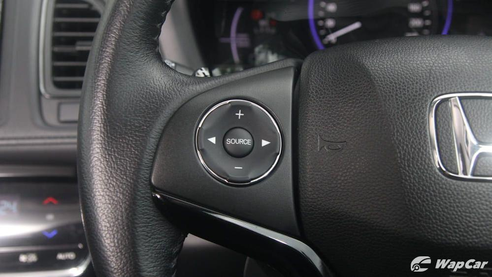 2019 Honda HR-V 1.5 Hybrid Interior 052