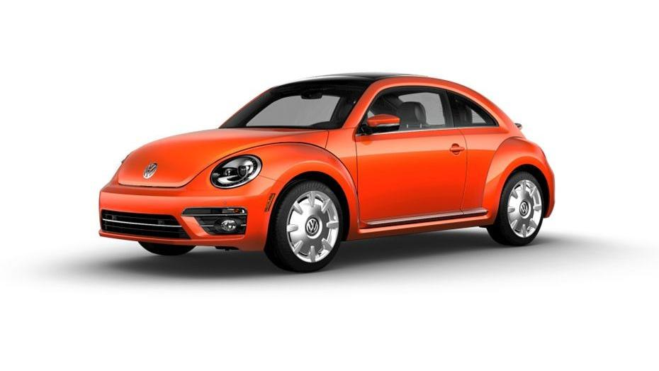 Volkswagen Beetle (2018) Others 007