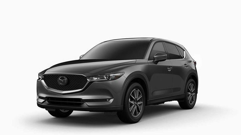 Mazda CX-5 (2018) Others 004