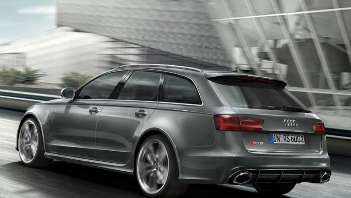 2020 Audi RS6 Avant Exterior 003