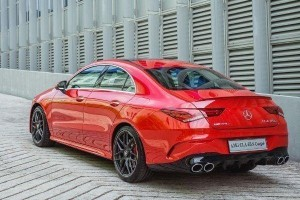 2020 All-new Mercedes-AMG CLA 45 S now in Malaysia, 421 PS, RM 11k cheaper than A45 S