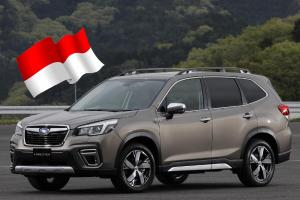 Motor Image no longer representing Subaru in Indonesia, PT Plaza Auto Mega takes over
