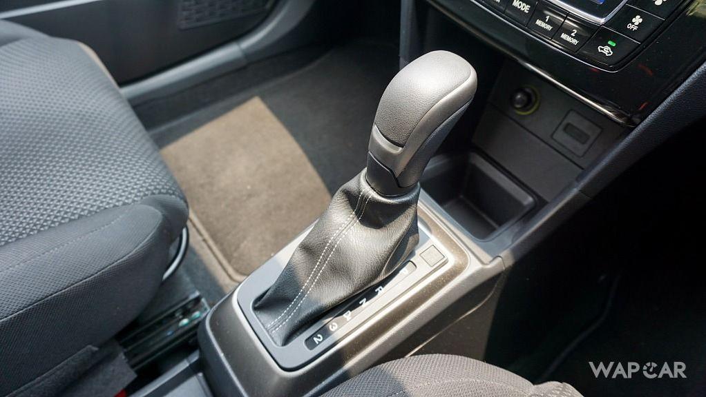 2018 Perodua Myvi 1.3 X AT Interior 017