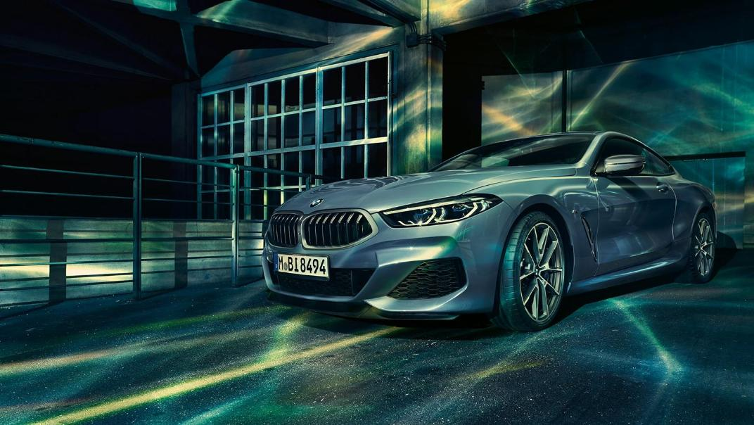 2020 BMW M850i xDrive Coupe Exterior 012