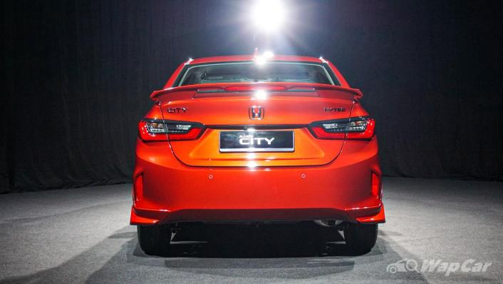 2020 Honda City 1.5L E Exterior 006
