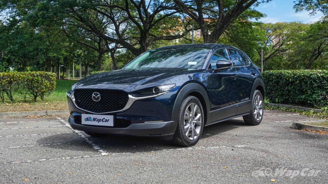 2020 Mazda CX-30 SKYACTIV-G 2.0 High AWD Exterior 001