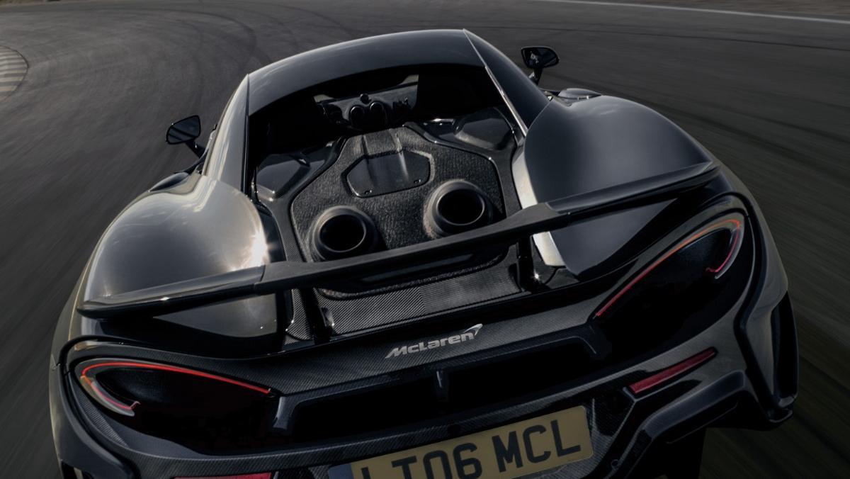 McLaren 600LT(2019) Exterior 010