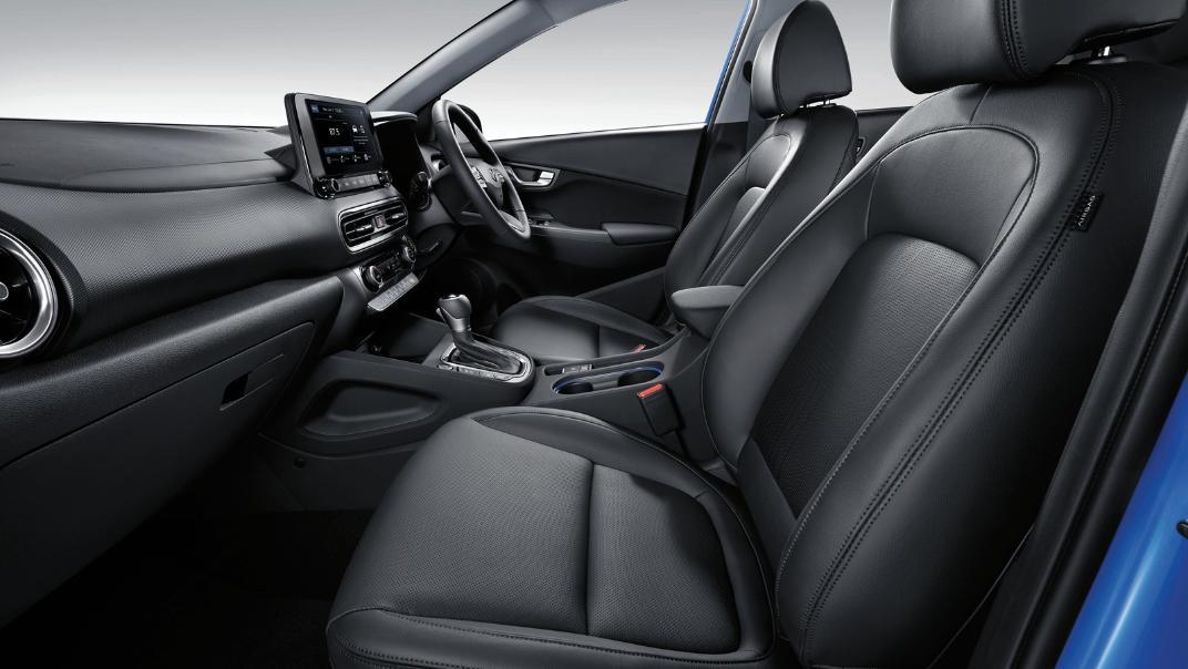 2021 Hyundai Kona 1.6 Turbo Interior 002