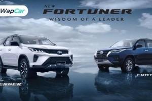 Toyota Fortuner 2020 facelift baharu dilancarkan; 2 varian, bakal tiba di Malaysia tahun 2021?
