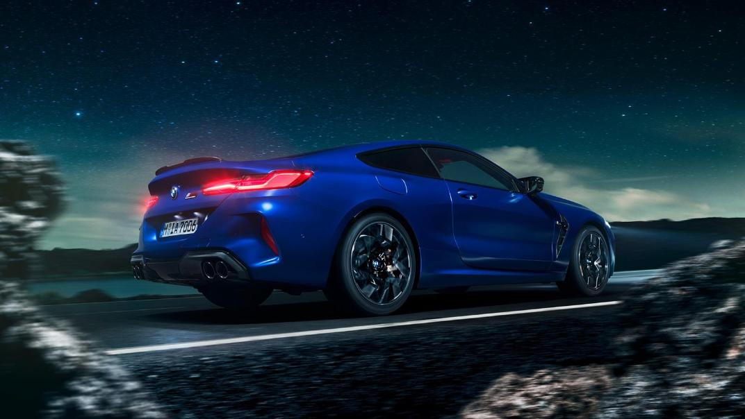 2020 BMW M850i xDrive Coupe Exterior 022