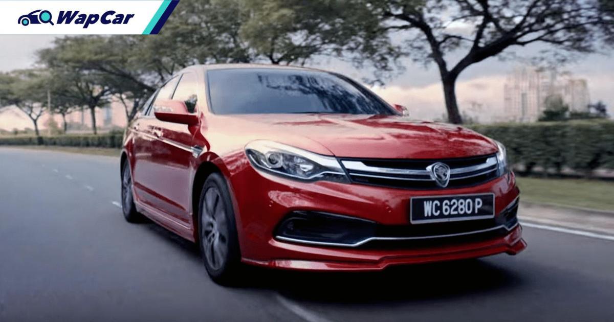 Proton Perdana 'Accordana' for RM 50k; Proton price for Honda reliability? 01