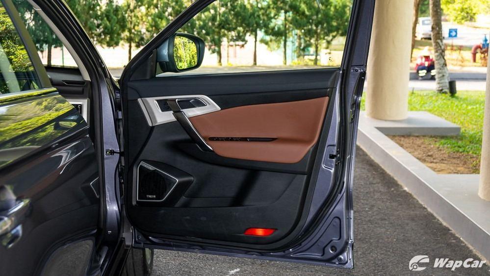 2020 Proton X70 1.8 Premium 2WD Interior 037