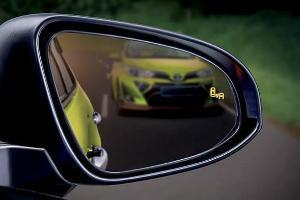 Tahukah anda di mana titik-buta (blind spot) kereta anda?