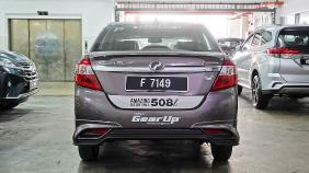 2018 Perodua Bezza 1.3 Advance Exterior 006