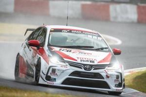 Toyota Corolla Altis creates history by winning Nürburgring 24h's SP3 class