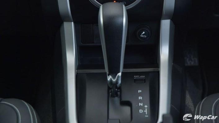 2019 Isuzu D-MAX 1.9L 4x4 AT-P Interior 009