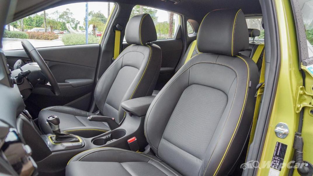 2020 Hyundai Kona 1.6 T-GDi High Interior 020