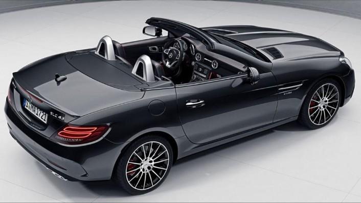 2018 Mercedes-Benz SLC AMG AMG SLC 43 Exterior 003