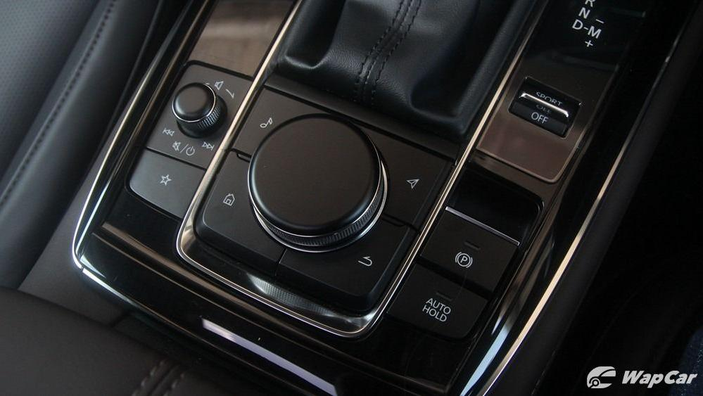 2020 Mazda CX-30 SKYACTIV-G 2.0 Interior 021