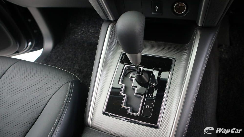 2019 Mitsubishi Triton VGT Adventure X Interior 022