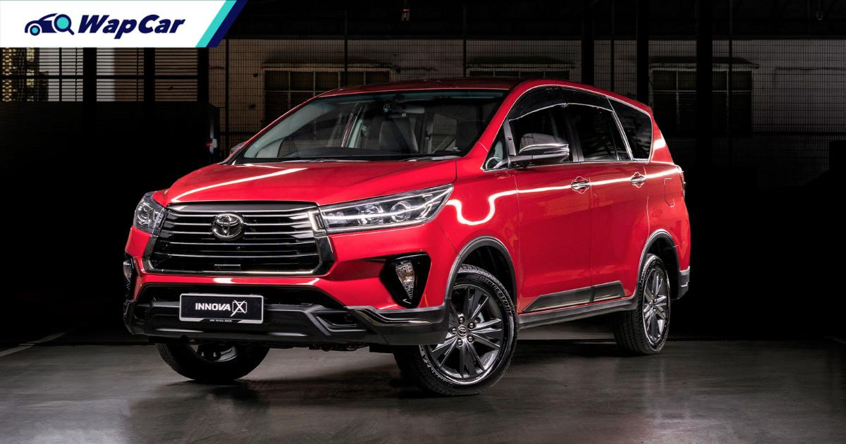 Toyota Innova 2021 didedah - rekaan baru, keselamatan dipertingkat dengan harga bermula RM 111k! 01