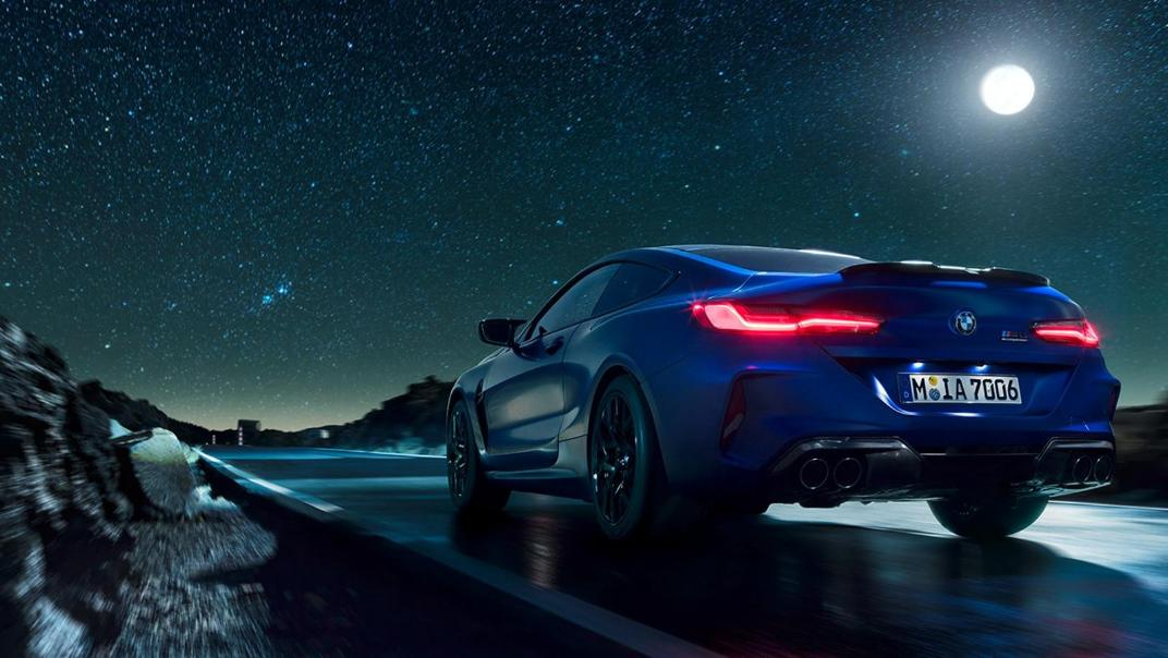 2020 BMW M850i xDrive Coupe Exterior 024