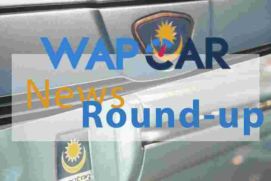 WapCar Weekly News Round-up