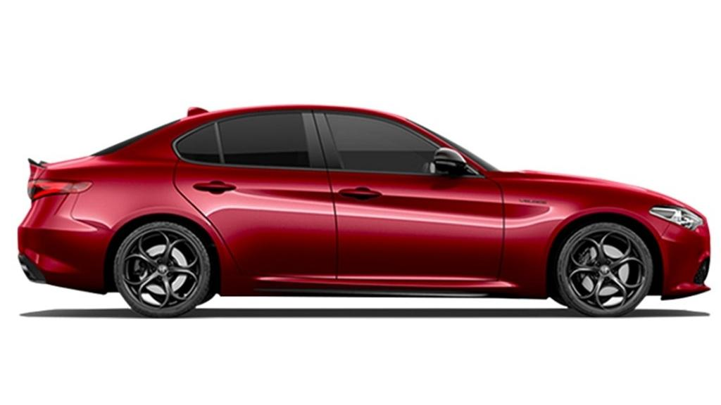 Alfa Romeo Giulia (2019) Others 011