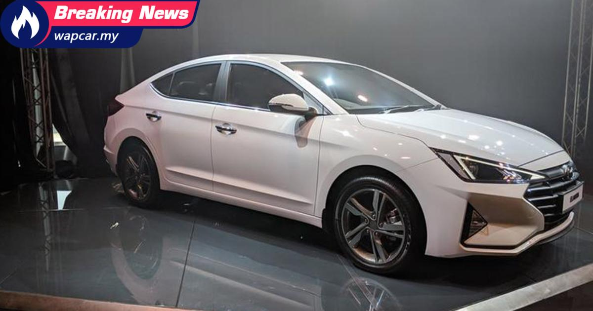 Hyundai Elantra discontinued in Malaysia – New one coming soon? 01
