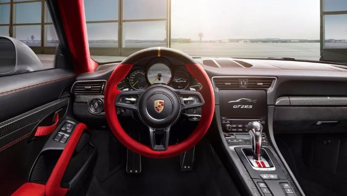 2019 Porsche 911 GT2 RS Interior 001