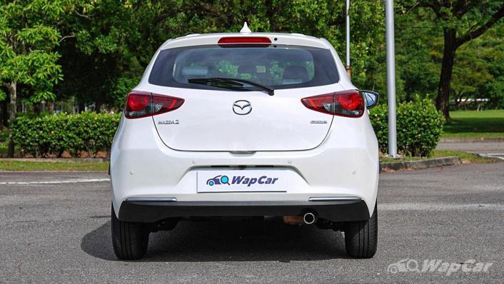 2020 Mazda 2 Hatchback 1.5L Exterior 006