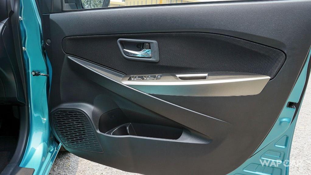2018 Perodua Myvi 1.3 X AT Interior 008
