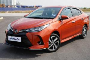 Ratings: 2021 Toyota Vios 1.5L G - The best value for money B-segment sedan?