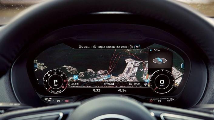 Audi Q2 (2019) Interior 005