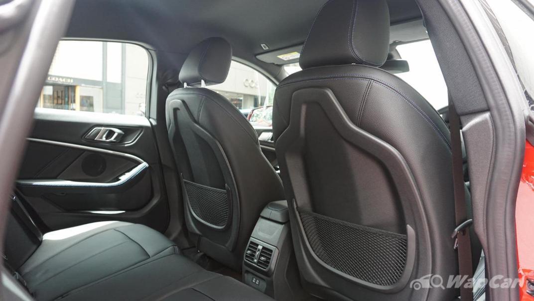 2020 BMW 2 Series 218i Gran Coupe Interior 082