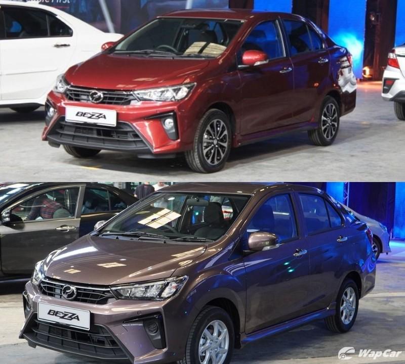 New 2020 Perodua Bezza has 4 variants, G/X/AV - which to ...