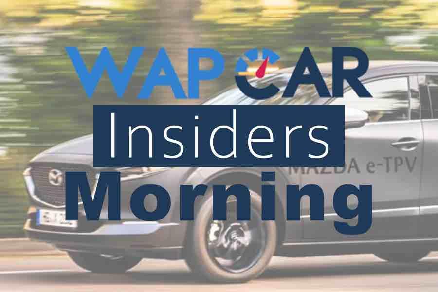 Wapcar Morning Insiders (Oct. 1, 2019)