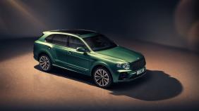 2020 Bentley Bentayga V8 Normal Edition Exterior 003