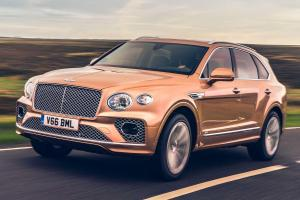5 things that surprised us about the 2021 Bentley Bentayga