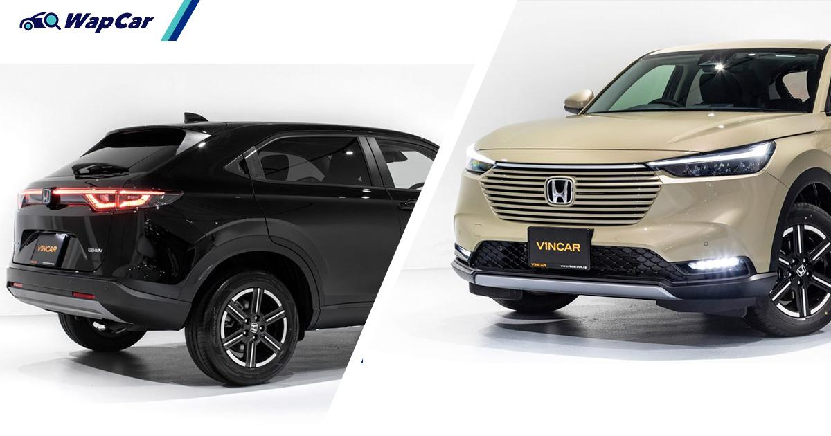 Singapore sells all-new 2021 Honda HR-V before Malaysia...well, sort of 01