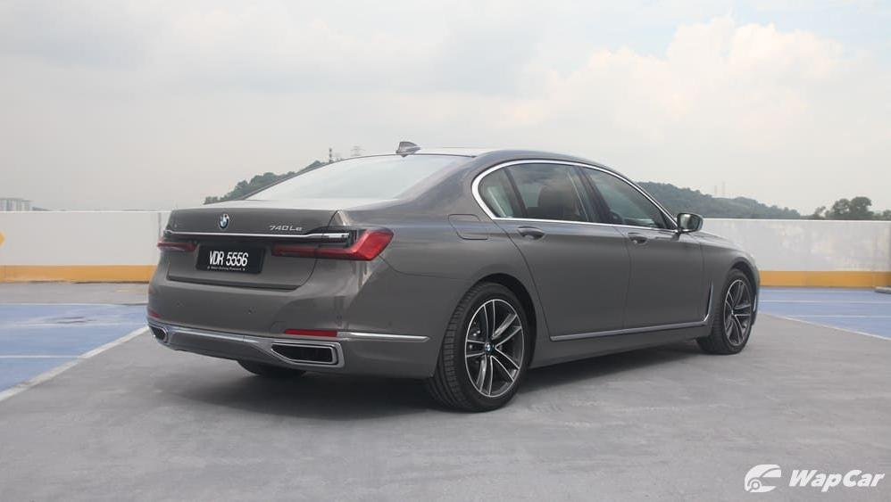 2019 BMW 7 Series 740Le xDrive Exterior 005