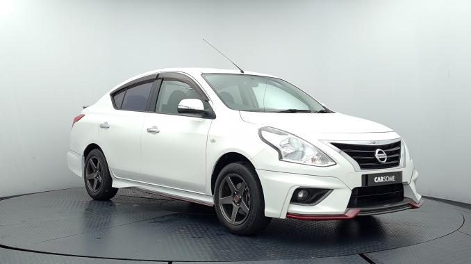 2016 Nissan ALMERA VL 1.5
