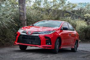 The Filipino-spec Toyota Vios GR-S is missing one key feature