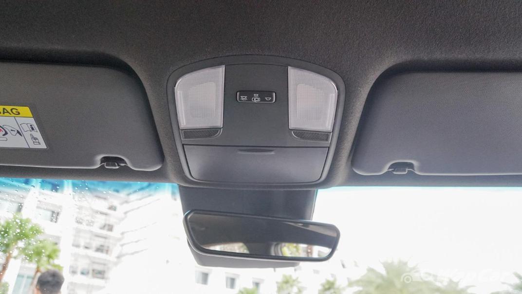 2020 Hyundai Kona 1.6 T-GDi High Interior 035