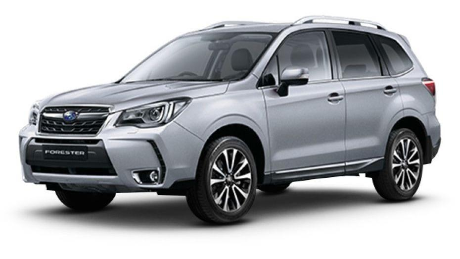 Subaru Forester (2018) Others 002