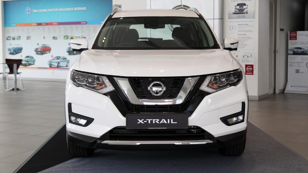 2019 Nissan X-Trail 2.5 4WD Exterior 002